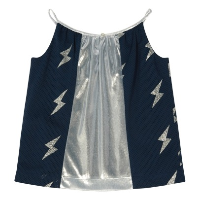 Oaks of acorn Jem Lurex Lightning Dress-listing