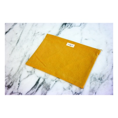 Rive Droite Gabrielle Recycled Cotton Pouch-listing