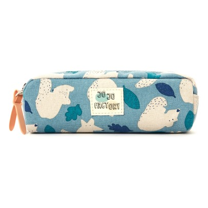 JOJO FACTORY Fox Pencil Case-listing