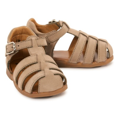Pom d'Api Papy Fancy Nubuck Sandals-listing