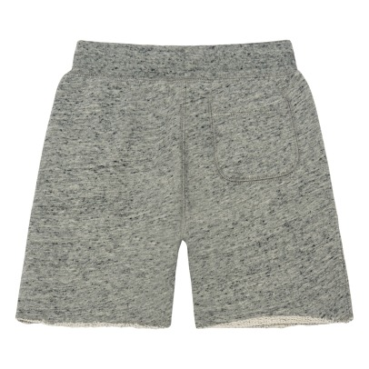 Bellerose Beast Patch Fleece Shorts-listing