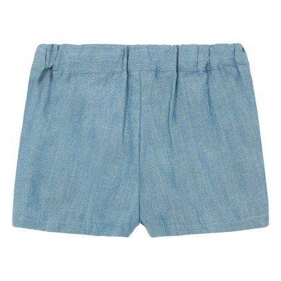 Tartine et Chocolat Chambray-Shorts -listing