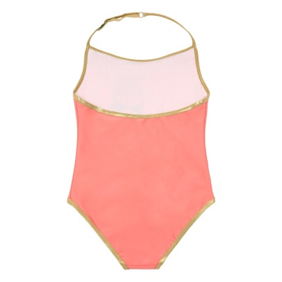 Little Marc Jacobs Miss Marc Ruffled Swimsuit-product