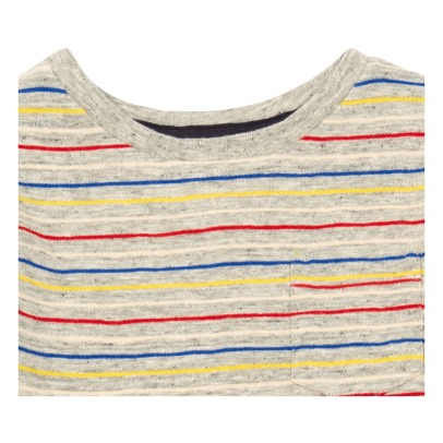 Bellerose Viki81 Striped T-Shirt-listing
