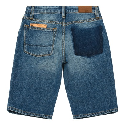 Bellerose Padro81 Denim Shorts-listing