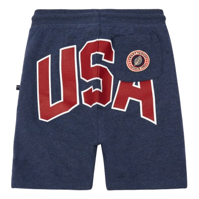 Sweet Pants USA Loose Fleece Shorts-listing