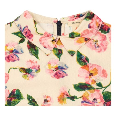 Bellerose Astride Floral Shirt Dress-listing