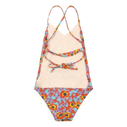 Albertine Colombine Flower 1 Piece Swimsuit - Children's Collection-listing