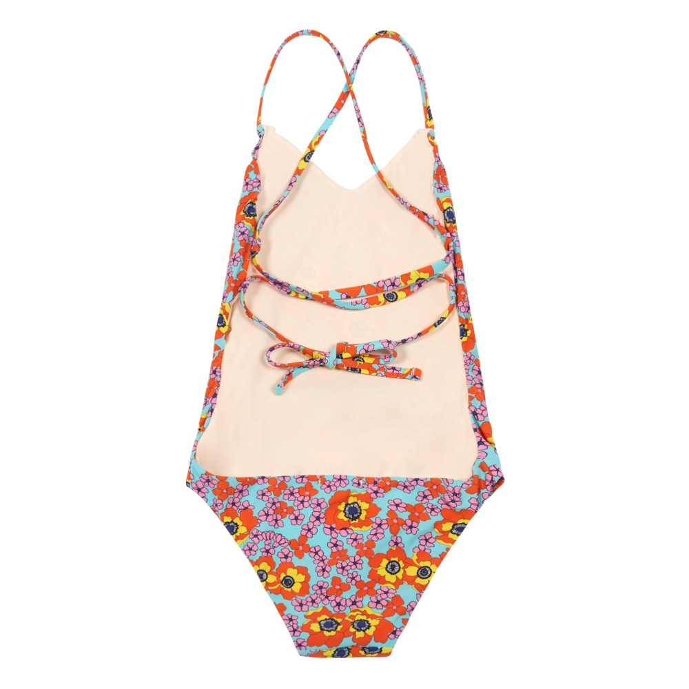 Colombine Flower 1 Piece Swimsuit - Children's Collection-product