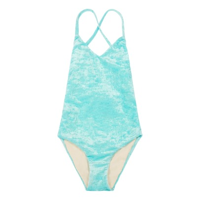 Albertine Colombine Vlevet 1 Piece Swimsuit - Children's Collection-listing