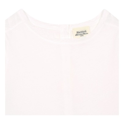 Hartford Terell Buttoned Back T-Shirt-listing