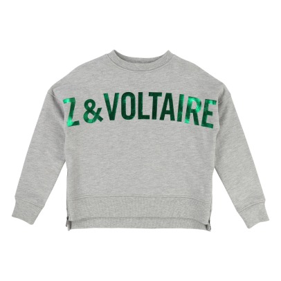 Zadig & Voltaire Suéter Cremalleras Liberty-listing
