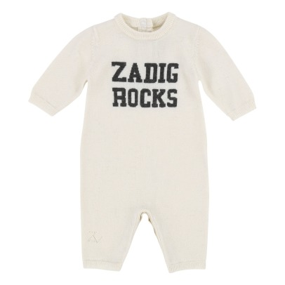 Zadig & Voltaire Tutina Cachemiere Zadig Rock's -listing