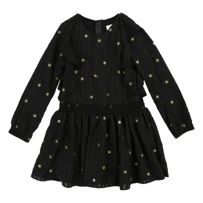 Zadig & Voltaire Seraphina Starry Silk Dress -listing