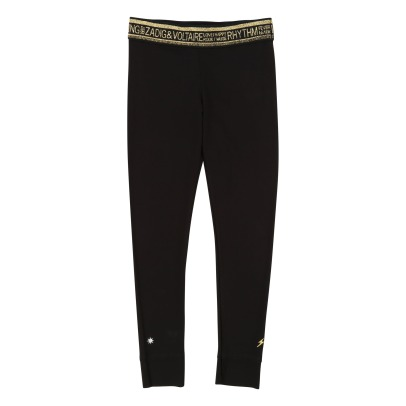 Zadig & Voltaire Leggings Girls Flora-listing