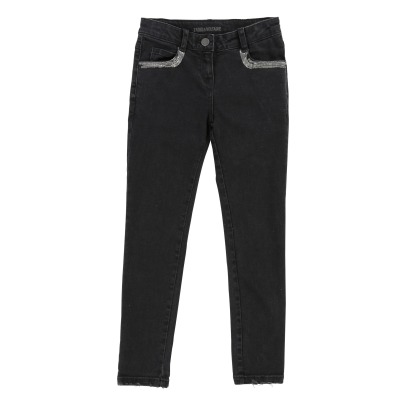 Zadig & Voltaire Jeans Slim Chitarra Tasca Lacey -listing