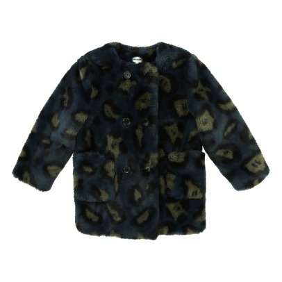 Zadig & Voltaire Giacca Pelo Camouflage Madeleine -listing