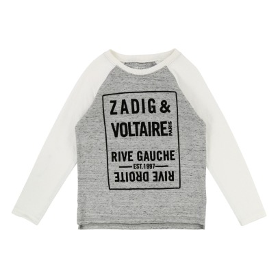Zadig & Voltaire Camiseta Rives Isac-listing