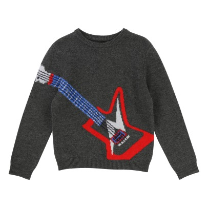 Zadig & Voltaire Pullover Lana Cachemire Guitarra Chris-listing