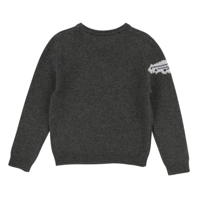 Zadig & Voltaire Chris Wool and Cachemire Guitar Jumper -listing