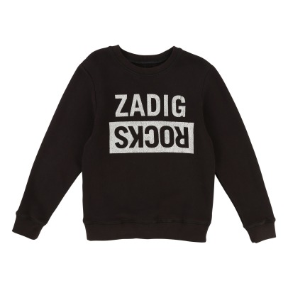 Zadig & Voltaire Sweat Zadig Rocks Joe-listing
