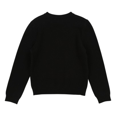Zadig & Voltaire Chris Wool and Cachemire Rock Jumper -listing