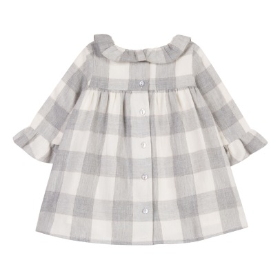 Tartine et Chocolat Checked Dress -listing