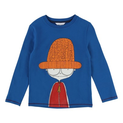 Little Marc Jacobs Mister Marc Hat T-shirt-listing