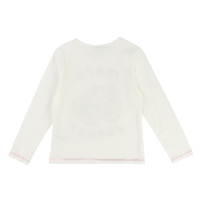 Little Marc Jacobs T-Shirt Roller Paillettes-listing