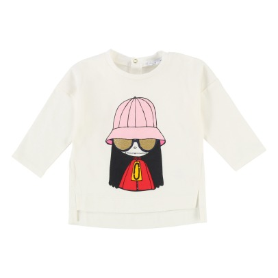 Little Marc Jacobs Camiseta Miss Marc-listing