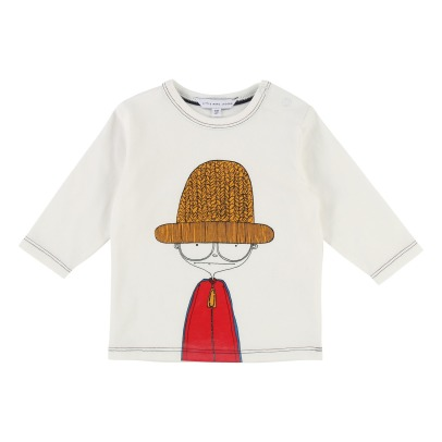 Little Marc Jacobs Camiseta Mister Marc Sombrero-listing