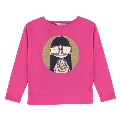 Little Marc Jacobs Miss Marc Sparkly T-shirt-product