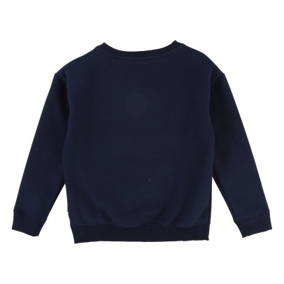 Little Marc Jacobs Miss March Faux-fur Sweatshirt-product