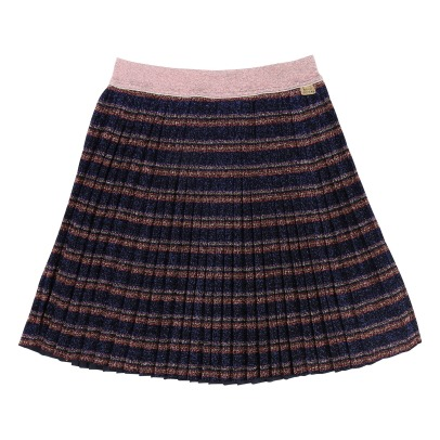 Little Marc Jacobs Lurex Striped Skirt -product