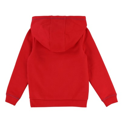 Little Marc Jacobs Sweatshirt mit Kapuze Mister Marc -listing