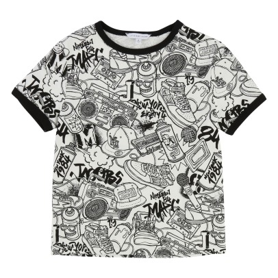 Little Marc Jacobs Camiseta All-Over-listing
