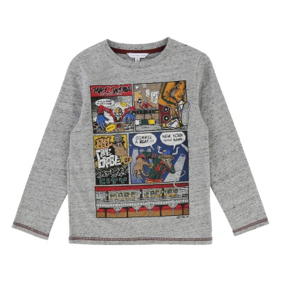 Little Marc Jacobs Camiseta Comics-listing