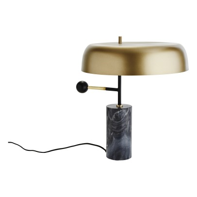 Madam Stoltz Marble Table Lamp-listing