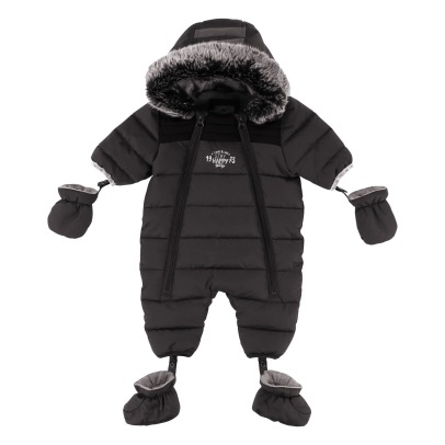 Timberland Fleece Lining Snowsuit with Removable Hoodie -listing