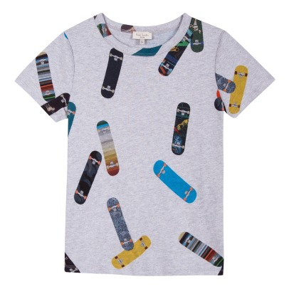 Paul Smith Junior T-Shirt Skates Steel-listing