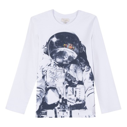 Paul Smith Junior T-Shirt Kosmonaut Steven -listing