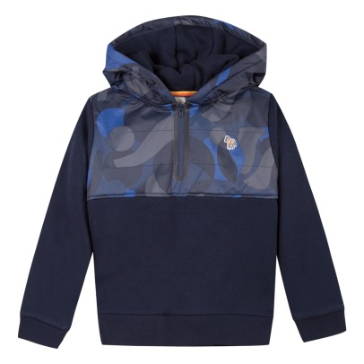 Paul Smith Junior Sudadera Polar Impermeable Stanislas-listing