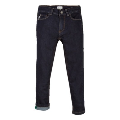Paul Smith Junior Jogg Jean Sergio Revers Vert-listing
