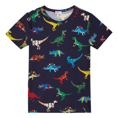 Paul Smith Junior T-Shirt Dinosauro Shamar -listing