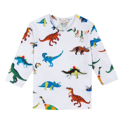 Paul Smith Junior T-Shirt Dinosaures Saige-product