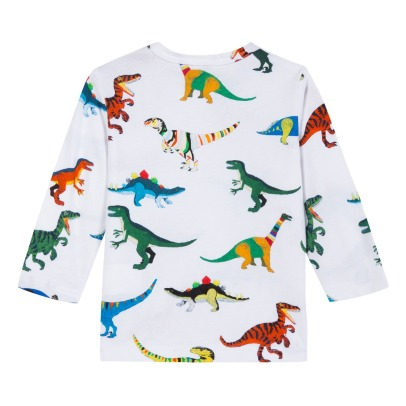 Paul Smith Junior T-Shirt Dinosauro Saige -listing