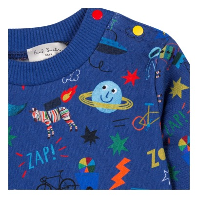Paul Smith Junior Sweat All-Over Stephon-product