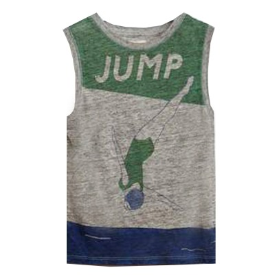 "Bellerose Movie81 ""Jump"" Linen Vest Top-listing"