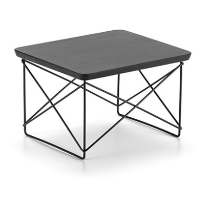 Vitra Table d'appoint Occasional LTR - Piétement epoxy - Charles & Ray Eames, 1950-listing