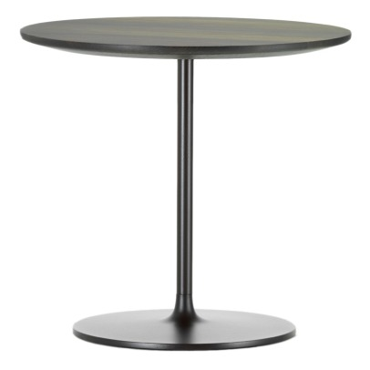 Vitra Occasional Low Table 45 - Chocolate Base - Jasper Morrison, 2016-listing